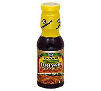 Kikkoman Baste & Glaze Teriyaki With Honey & Pineapple No Preservatives Added - 12.1 Oz