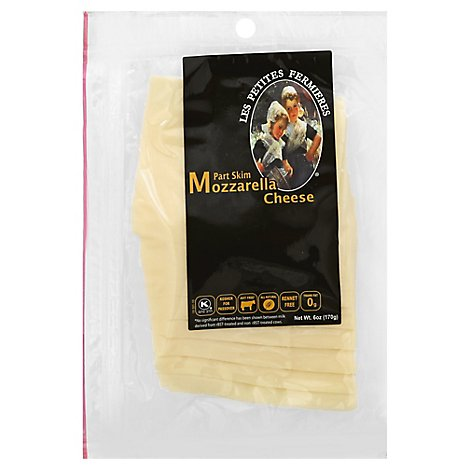 Petites Fermiere MOzzarella Sliced Cheese - 6 Oz