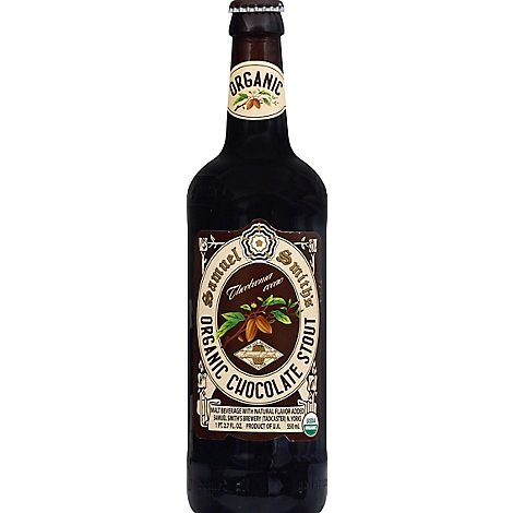 Samuel Smith Stout Organic Chocolate - 18.7 Oz