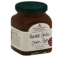 Stonewall Kitchen Jam Roasted Garlic Onion - 13 Oz
