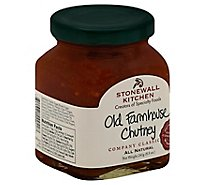 Stonewall Kitchen Chutney Old Farmhouse - 8.5 Oz