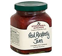 Stonewall Kitchen Jam Red Raspberry - 12.5 Oz