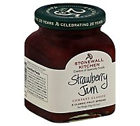 Stonewall Kitchen Jam Strawberry - 12.5 Oz