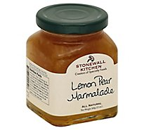 Stonewall Kitchen Marmalade Lemon Pear - 13 Oz