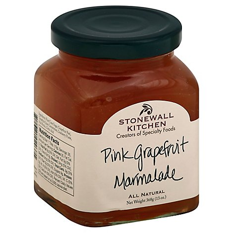 Stonewall Kitchen Marmalade Pink Grapefruit - 13 Oz