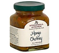 Stonewall Kitchen Chutney Mango - 8.5 Oz