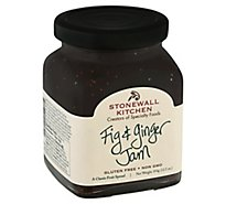 Stonewall Kitchen Jam Fig & Ginger - 12.5 Oz