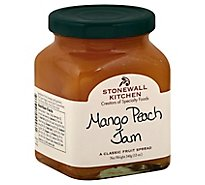 Stonewall Kitchen Jam Mango Peach - 12 Oz