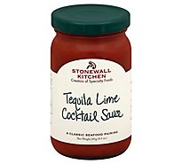 Stonewall Kitchen Sauce Cocktail Tequila Lime - 8.75 Oz