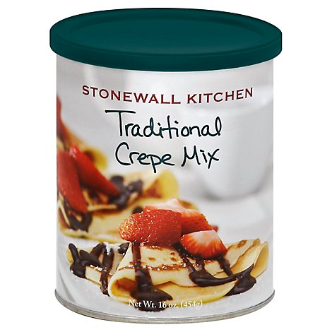 Stonewall Kitchen Crepe Mix Traditional - 16 Oz