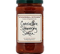 Stonewall Kitchen Simmering Sauce Cacciatore Jar - 18.5 Oz
