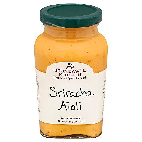 Stonewall Kitchen Aioli Sriracha - 10.25 Oz