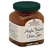 Stonewall Kitchen Jam Maple Bacon Onion - 11.75 Oz