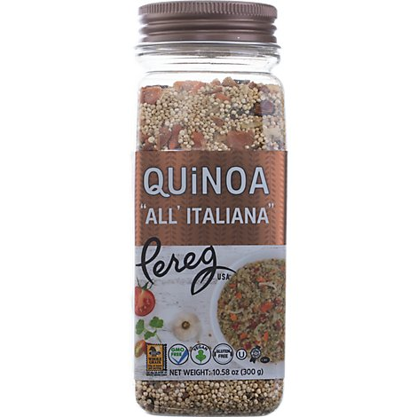 Pereg Quinoa All Italiana - 10.58 Oz