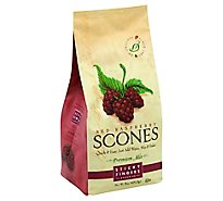 Sticky Fingers Scones Premium Mix Red Raspberry - 15 Oz