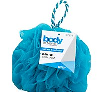Body Benefits Bath Sponge Gentle - Each