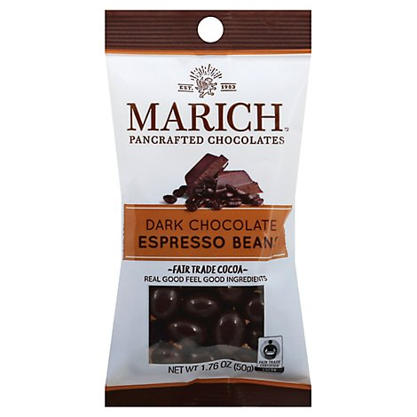 Marich Chocolate Expresso Bean - 1.76 Oz