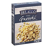 DeLallo Pasta Gnocchi Potato Mini Box - 16 Oz