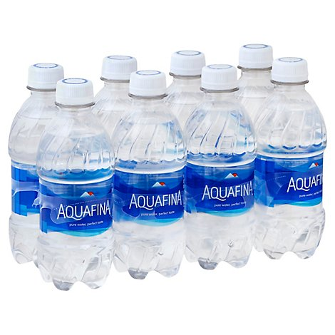 Aquafina Drinking Water Purified - 12 Fl. Oz.