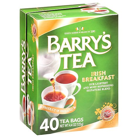 Barrys Tea Tea Irish Breakfast - 40 Count
