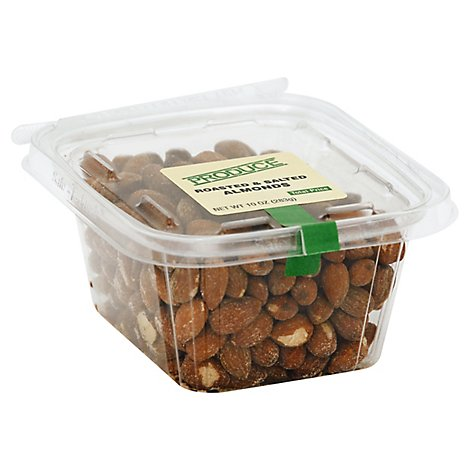 Almonds R/S - 10 Oz