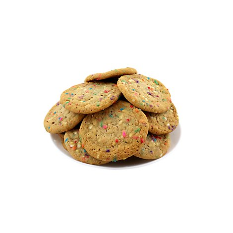 Bakery Cookies Confetti 18 Count - Each