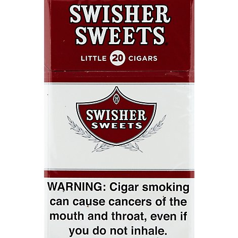 Swisher Sweets Little Cigars Hard Pack - 20 Count