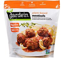 Gardein Meat-Free Meals Meatballs Classic - 12.7 Oz