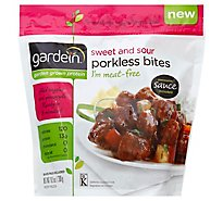 Gardein Sweet And Sour Porkless Bites - 10.5 Oz