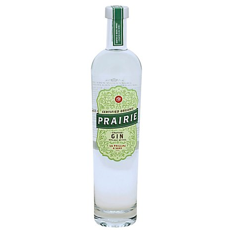 Prairie Gin Organic 80 Proof - 750 Ml