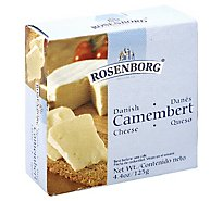 Rosenborg Castello Brie Cheese - 4.40 Oz