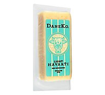 Daneko Havarti Light Danish Ew - 7 Oz