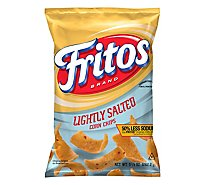 Fritos Corn Chips Flavored Lightly Salted - 9.25 Oz