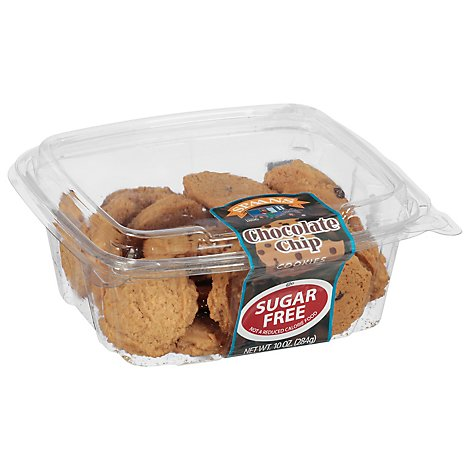 Cookie Soft Sugar Free Chocolate Chip - 10 Oz