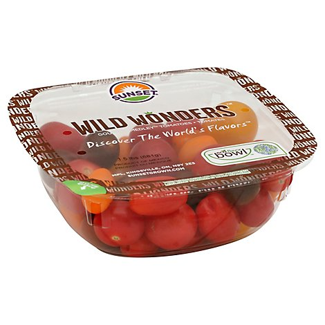 Wild Wonders Tomatoes Bowl - 1.5 Lb