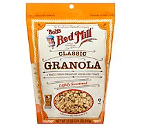 Bobs Red Mill Granola Natural - 12 Oz