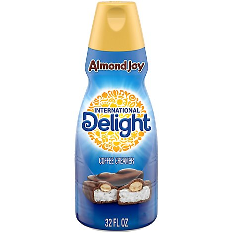 International Delight Coffee Creamer Gourmet Almond Joy - 32 Fl. Oz.