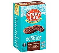 Enjoy Life Cookie Gf Crnchy Dblchc - 6.3 Oz