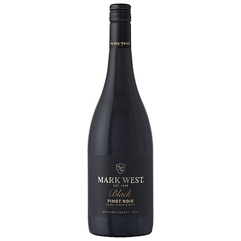 Mark West Wine Red Black Pinot Noir - 750 Ml