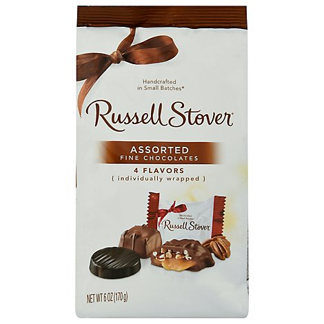 Russell Stover Chocolates Fine Assorted - 6 Oz