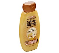 Garnier Whole Blends Shampoo Repairing Honey Treasures - 12.5 Fl. Oz.
