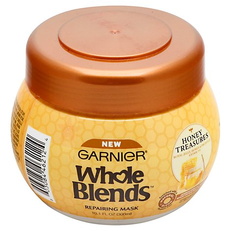 Garnier Whole Blends Honey Treasures Mask - 10.1 Oz