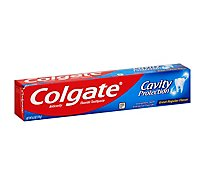 Colgate Toothpaste Anticavity Fluoride Cavity Protection Great Regular Flavor - 6 Oz