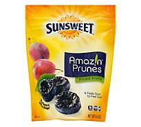 Sunsweet Amazin Prunes Pitted - 8 Oz