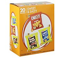 Keebler Snacks Variety Pack - 20 - 21.2 Oz