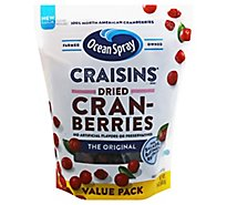 Craisins Original Value Pack - 24 Oz