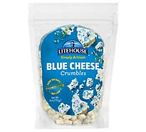 Litehouse Simply Artisan Reserve Cheese Blue Crumbles - 6 Oz