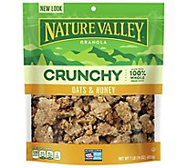 Nature Valley Granola Crunch Oats n Honey - 16 Oz
