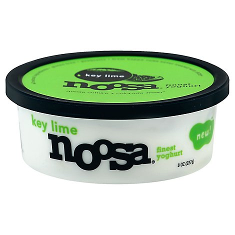 Noosa Yoghurt Finest Key Lime - 8 Oz