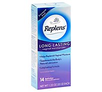 Replens Vaginal Moisturizer - 14 Count
